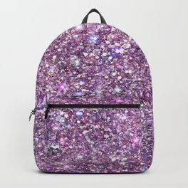 Amazing Rainbow Glitter Design Pattern Backpack