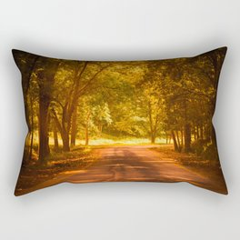 The Magic Trail Rectangular Pillow