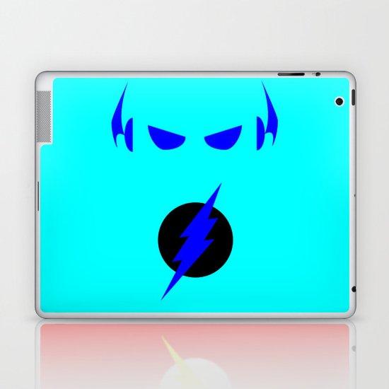 Flash Minimalist Laptop & iPad Skin