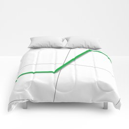 Statistic Up Comforters