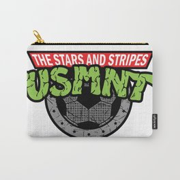 USMNT -- A FEARSOME SOCCER TEAM Carry-All Pouch