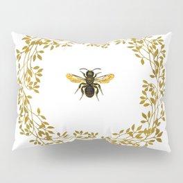 The Bee Pillow Sham