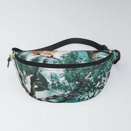 Natural Camouflage Fanny Pack