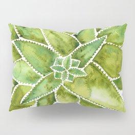 Aloe Vera – Green Palette Pillow Sham
