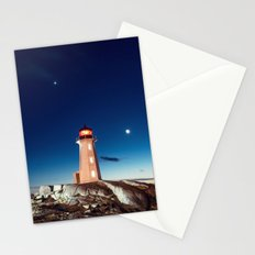 Light Keeper's Home Stationery Cards