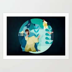 I Don't Know Him (by Andrew Lyons) Art Print