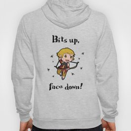 Bits up, face down! Sera Hoody