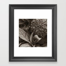 Chocolate Bliss Framed Art Print