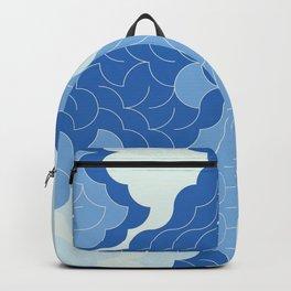 Abstract Geometric Artwork 89 Backpack