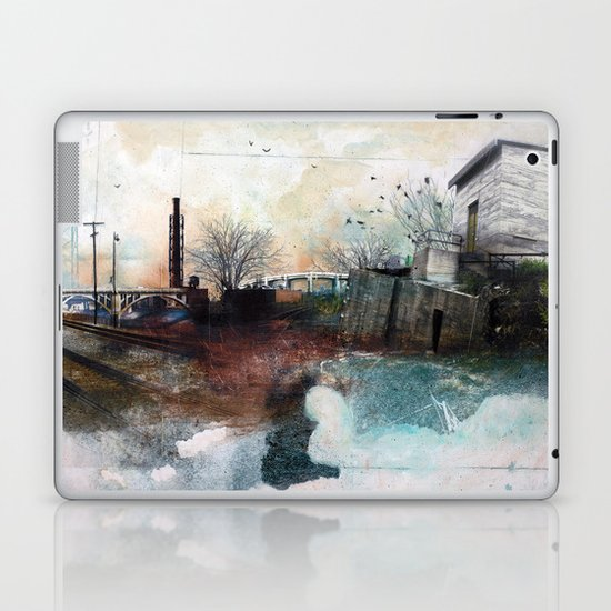 In A Fog Laptop & iPad Skin