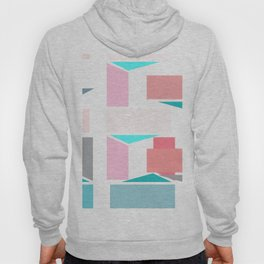 Fragments shapes cells V2 Hoody