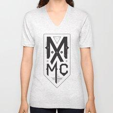 MXMC Unisex V-Neck