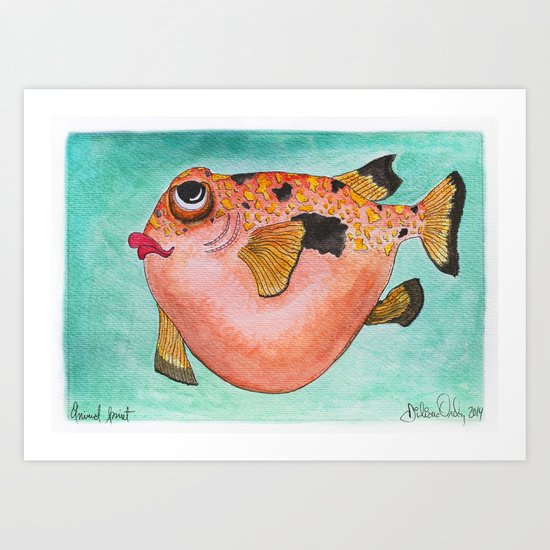 ANIMAL PRINT Art Print