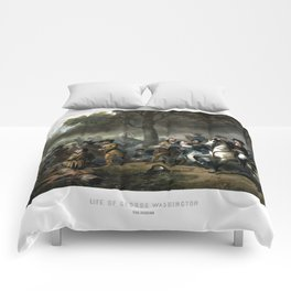Life Of George Washington -- The Soldier Comforters