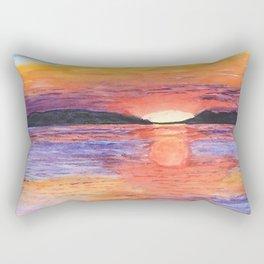 Love Orlando, USA Rectangular Pillow