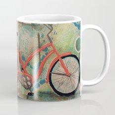 CHOOSE HAPPY, Beach Bike Mug