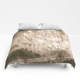 Vintage Light Comforters