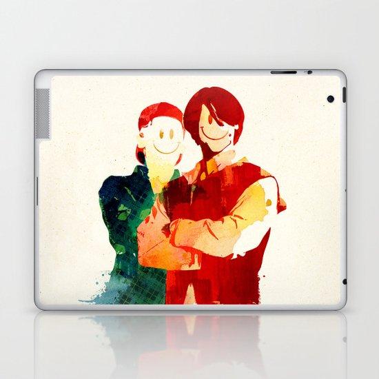 Time Travellers Laptop & iPad Skin
