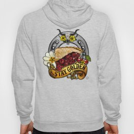 You're PIE-FECT, Just As You Are Hoody