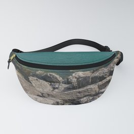 Water and Rocks Fanny Pack