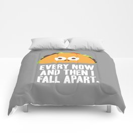 Taco Eclipse of the Heart Comforters