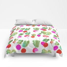 Radish Comforters