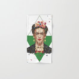 Frida Hand & Bath Towel