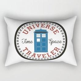 Doctor Who Converse Time Traveller Rectangular Pillow