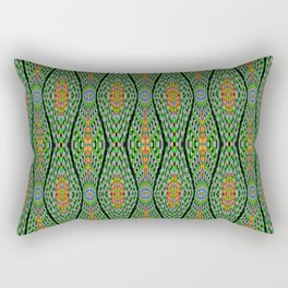 Greenrhythm, 2300v Rectangular Pillow