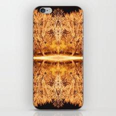 Quad Tree #5 iPhone & iPod Skin