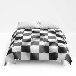 Chequered Flag Slight Ripple Comforters