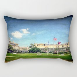 Jekyll Island Club Hotel Rectangular Pillow