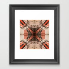 Building Abstraction II Framed Art Print