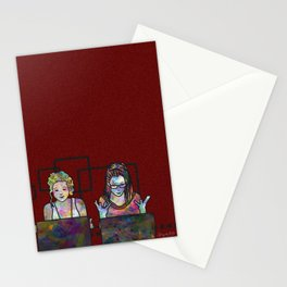 Orphan Black: Crazy Science Stationery Cards