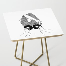 Sound Making Side Table