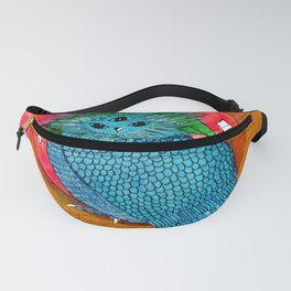 Space Owl Fanny Pack
