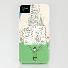 I love life. Slim Case iPhone (4, 4s)