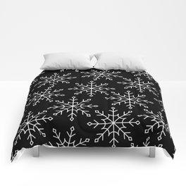 Give Me a Black & White Christmas - 3 Comforters