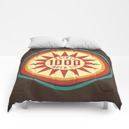 Pinball Points Comforters