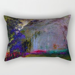 Taroko Gorge: Journey Rectangular Pillow