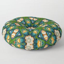 Mend Yr Nets #2 Floor Pillow
