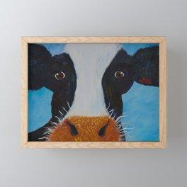 Spike Framed Mini Art Print