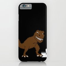 Jurassic Pixel iPhone 6s Slim Case