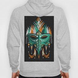 Indian mask Hoody