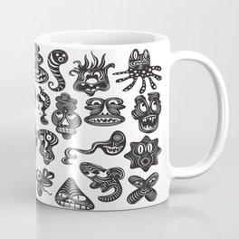 monsterheadz menagerie  Coffee Mug
