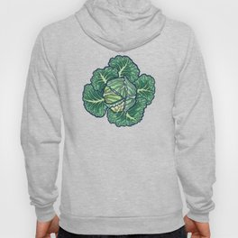 dreaming cabbages Hoody