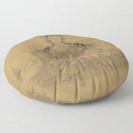 Guanyin Floor Pillow
