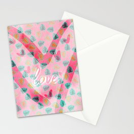 Steamy Summer Love Stationery Cards