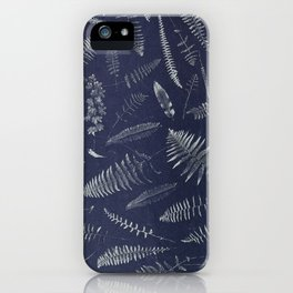 Botanical Fern iPhone Case