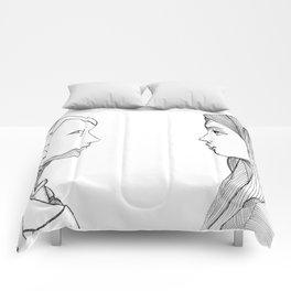 Reversibility Comforters